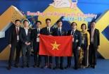 Học sinh Việt Nam đạt 3 huy chương vàng Olympic Hóa học quốc tế