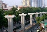 Dự án đường sắt Hà Đông - Cát Linh trễ hẹn nhiều năm