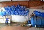 Nước đóng bình tinh khiết từ ... nước máy