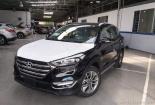 Hyundai Tucson Turbo bản lắp ráp trong nước bất ngờ xuất hiện trên đường phố Hà Nội