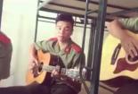 Nam sinh cảnh sát được Noo Phước Thịnh khen hát 'chất hơn bản gốc'
