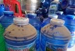 Đình chỉ 9 cơ sở sản xuất nước uống đóng chai không đảm bảo vệ sinh