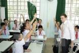 Giáo viên bản ngữ không được đặt tên tiếng Anh cho học sinh