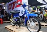 Dân chơi TP.HCM mạnh tay chi hơn 100 triệu đồng độ xe máy Honda Dream Thái siêu chất