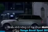 SUV hạng sang Range Rover 2018 lộ diện