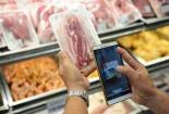Siết chặt tình trạng nhập thịt heo về các chợ đầu mối