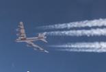 Video: Mãn nhãn với tên lửa siêu vượt âm bay lượn trên bầu trời Mỹ