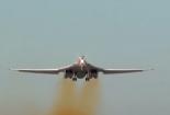 Video: Đã mắt với màn máy bay ném bom Tu-160 của Nga bay thử nghiệm