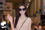 Đỗ Mỹ Linh tái xuất xinh đẹp sau chiến thắng lịch sử tại Miss World 2017