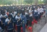 Thầy trò trường THPT Nghi Lộc 3 khóc hết nước mắt vì câu chuyện về cha mẹ