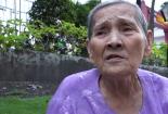 Cụ bà 84 tuổi bán vé số bằng tiếng anh tại TP.HCM