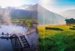 Mùa đông này nhất định phải đến Yên Bái ngâm mình trong suối nước nóng, ngắm ruộng bậc thang