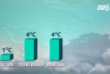 Những địa phương miền Bắc rét nhất trong đợt lạnh này