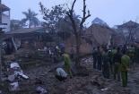 Toàn cảnh vụ nổ ở Bắc Ninh qua camera an ninh