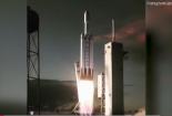 Video: Hình ảnh tên lửa Falcon Heavy rời bệ phóng hút mắt vào không gian