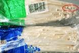 Sốc với tiết lộ của lái buôn chợ Long Biên 'Tất cả nấm đều của Trung Quốc'