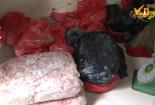 [video] Hà Nội: Phát hiện nầm lợn, nầm bò 'bẩn' chuẩn bị vào hàng nướng, lẩu