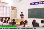 Thừa 40.264 giáo viên khi triển khai chương trình giáo dục phổ thông mới