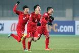 Cầu thủ Xuân Trường trả lời báo chí quốc tế trước giờ ra sân