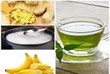 Những loại thực phẩm giúp giải rượu cực nhanh trong ngày Tết