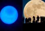 Hot: Siêu trăng, trăng máu, trăng xanh sẽ cùng xuất hiện vào tối nay
