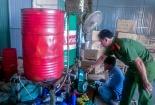 Phát hiện gần 1000 chai dầu nhớt giả thương hiệu tại Hưng Yên