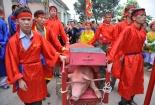 Độc đáo lễ hội chém lợn tại Bắc Ninh