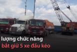 Bắt giữ 500 tấn chất thải nguy hại tại cảng Long Bình TP HCM