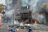 Tướng Cảnh sát nói gì về phòng cháy chữa cháy ở Hà Nội trước nhiều nguy cơ