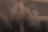 Xưởng bánh kẹo ABC ở TP.HCM bốc cháy ngùn ngụt trong đêm