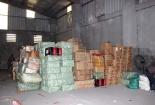 Bắt giữ hàng loạt ô tô vận chuyển mỹ phẩm, điện thoại di động ... 'lậu' về Việt Nam