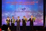 TP.HCM: Tổ chức tôn vinh 6 doanh nghiệp đạt Giải thưởng Chất lượng quốc gia năm 2017