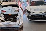 Đại lý Toyota trưng bày chiếc Camry 2018 nát bét: Lý do khiến nhiều người ngỡ ngàng
