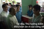 Thủ tướng thăm khu trọ công nhân ở Hà Nam