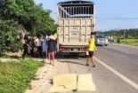 Tai nạn giao thông ngày 22/5: Xe tải đâm xe máy, thai phụ sắp sinh tử vong, chồng nguy kịch
