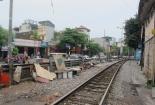 Nhức nhối 'điểm đen' đường ngang đường sắt
