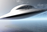 Video: UFO bay nhanh như tên lửa rượt đuổi tàu sân bay Mỹ