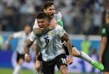 Highlights: Messi, Rojo giúp Argentina giành vé vòng 1/8 ngoạn mục