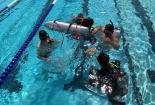 Điều tàu ngầm mini đến Thái Lan giải cứu đội bóng nhí
