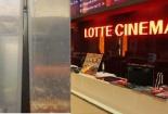Lotte cinema để máy bán sữa có giòi, kiểm tra xử phạt trên 26 triệu đồng