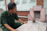 Chuyện ông Quân 'khùng' ở Hà Nam đạp xe tìm thân nhân cho đồng đội vô danh