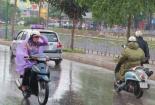 Bắc bộ dự báo mưa lớn diện rộng