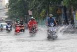 Các tỉnh thành phía Nam xuất hiện mưa dông kèm gió giật mạnh