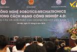 Công nghệ Robotics – Mechatronics trong cách mạng công nghiệp 4.0