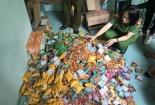 Phát hiện hơn 1.000 bánh Trung thu Trung Quốc không hạn sử dụng