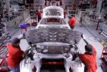 30.000 người máy sản xuất 1 chiếc ô tô trong 50 giây