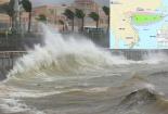 Bão số 5 giật cấp 10 tiến sát Quảng Ninh, siêu bão Mangkhut sắp vào biển Đông