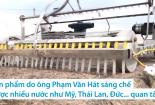 5 sáng chế cho ruộng đồng của nông dân Việt
