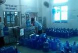 Nước đóng chai kém chất lượng nỗi lo của người tiêu dùng