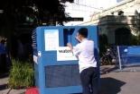 Độc đáo máy chế tạo nước sạch từ không khí